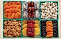 Gourmet Dried Fruit Assortment - Gift Tray