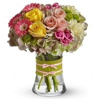 Fashionista Blooms Floral Bouquet