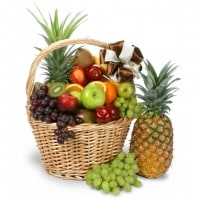 Select Gourmet Fruit Basket