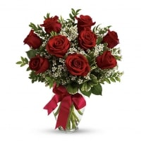 Red Roses for Valentine's Day | A Bouquet of Red Roses