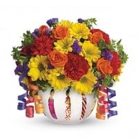 Send Flowers for Their Birthday