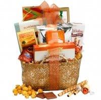 Sweet Sensations Gift Basket - Send Your Appreciation