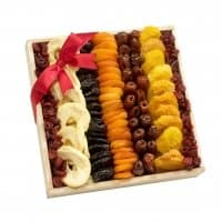 Gourmet Dried Fruit Gift Tray