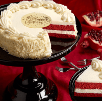 Red Velvet Birthday Cake - Order Online!