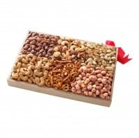 Gourmet Nut Assortment Gift Tray
