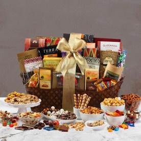Ultimate Classic Gourmet Gift Basket