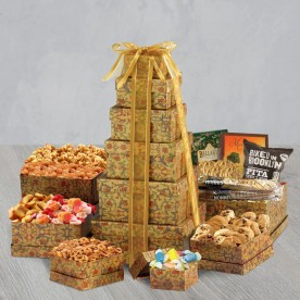 The Ultimate Celebration Gift Tower