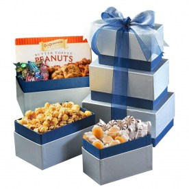 Blue Royale Gift Tower
