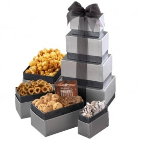 Sterling Silver Gift Tower