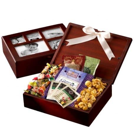Pure Bribery Holiday Photo Gift Box
