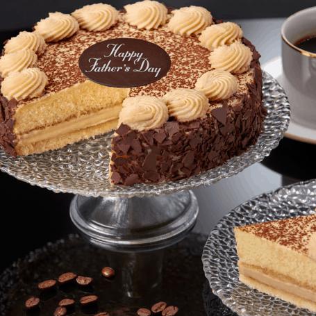 Tiramisu Classico Fathers Day Cake
