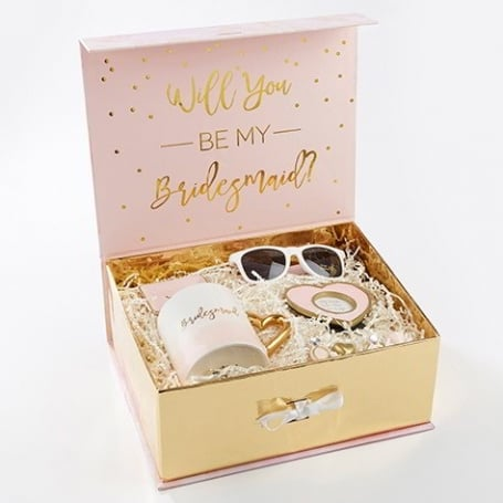 Bridesmaids Gift Box