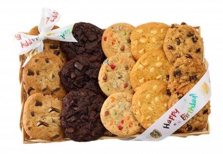 Birthday Gourmet Cookie Gift