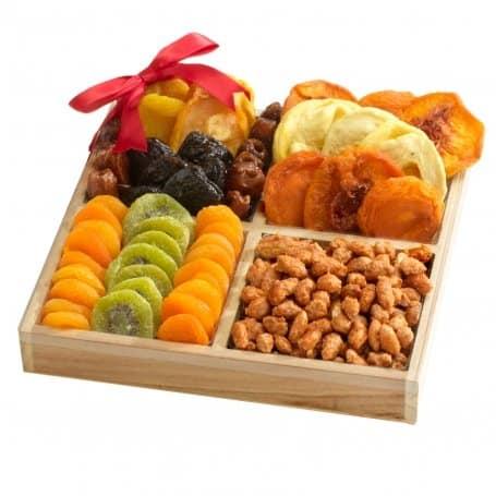 Premium Dried Fruit Assortment