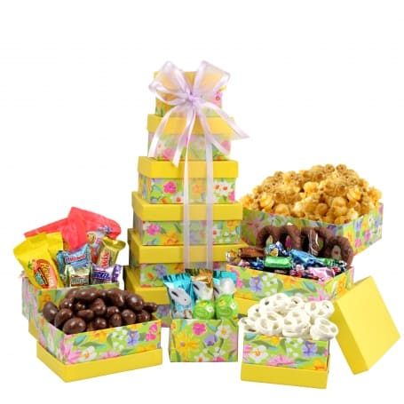 Easter Gift Tower