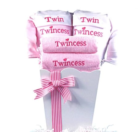 Baby Twincesses Girl Gift