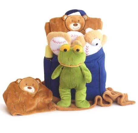 Baby Boy Froggy Gift Set