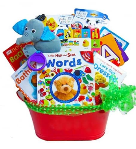 Touch & Discover Deluxe Gift Basket