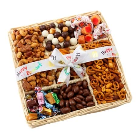 Birthday Delights Gift Tray