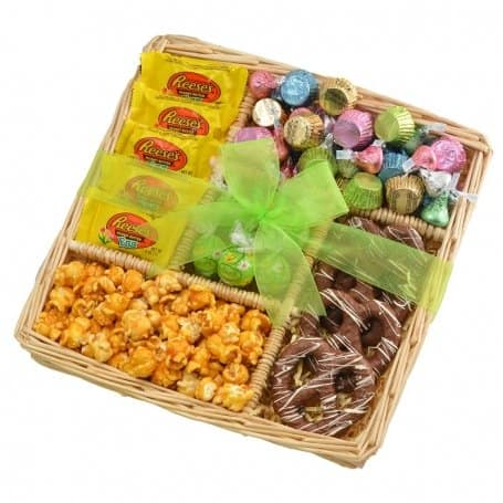 Gourmet easter baskets spring gift baskets broadway basketeers gourmet easter gift gourmet easter treats broadway basketeers negle Gallery