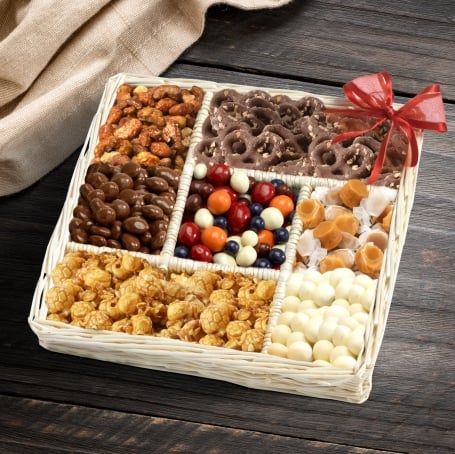 Handfuls of Ecstasy Holiday Gift Tray