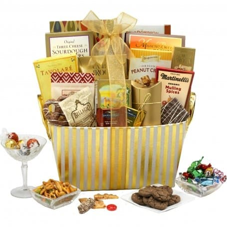 College student gift baskets college student care package best wishes gift basket gourmet gift basket free shipping negle Images
