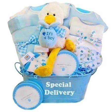A Special Delivery-Boy
