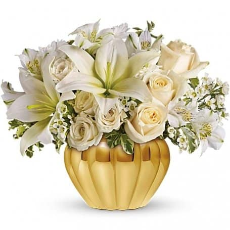 Touch of Gold Bouquet