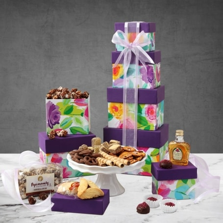 Sweet & Savory Gift Tower