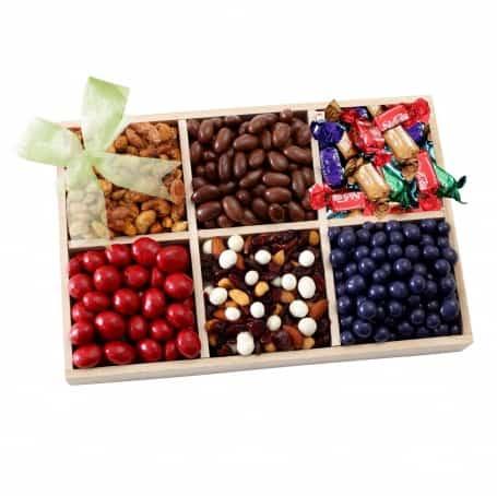 Premium Holiday Gift Tray