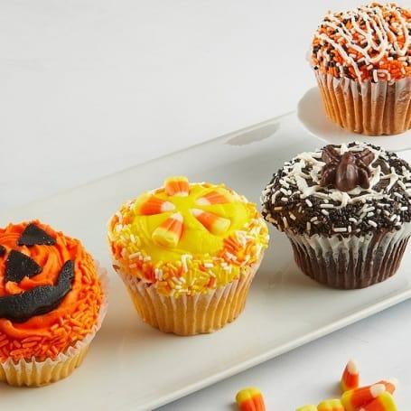 Halloween Jumbo Cupcakes