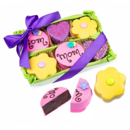 Mothers Day Brownie Gift Box