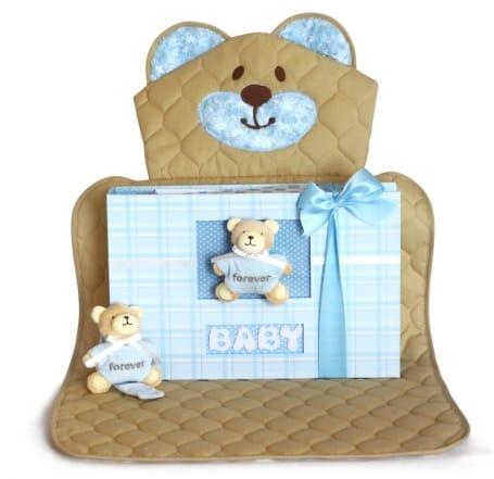 Baby Boy Play Mat Gift Set