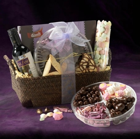 The Classic Purim Gift Basket
