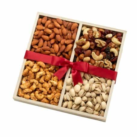 Fresh Nut Mix Gift Tray