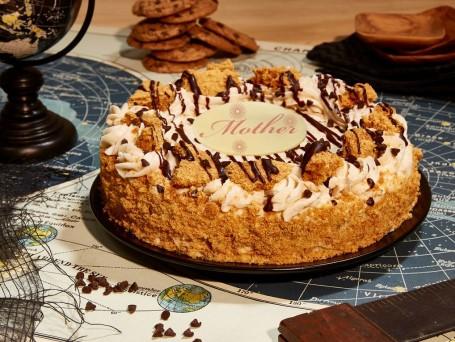 Cookie Dough Cake for Mom
