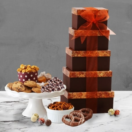 Lasting Impressions Holiday Gift Tower