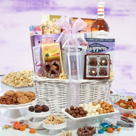 Celebrations Gift Basket