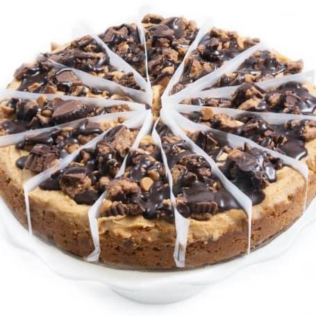 Deep Dish Peanut Butter Pie
