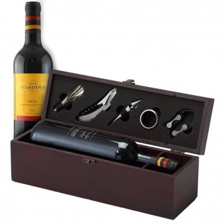 Ramon Cardova Rioja Wine Gift for Dad