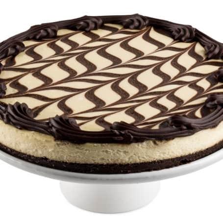 Marble Truffle Cake