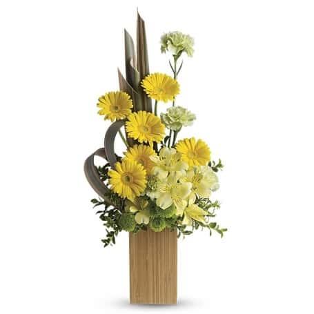 Sunbeams & Smiles Flower Arrangement