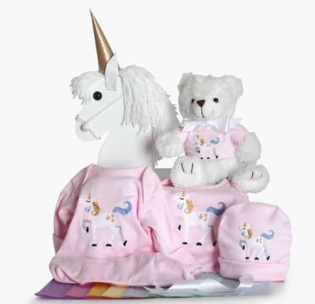 Baby Girl Magical Unicorn Gift Set