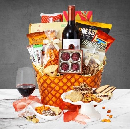 Sweet Success Purim Gift Basket