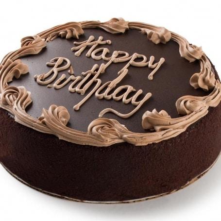 Chocolate Fudge Birthday Cake