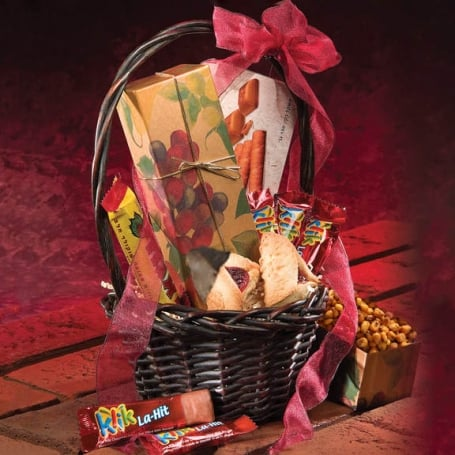Scarlet Secrets Purim Gift Basket