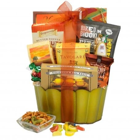 Snacker Choice Gift Basket