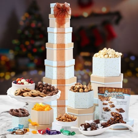 Holiday Gift Tower Deluxe