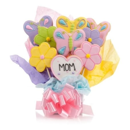 For Mom Cookie Bouquet