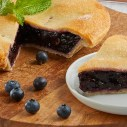 Bountiful Blueberry Pie